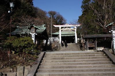 太平記ゆかりの鎌倉の名所を歩く