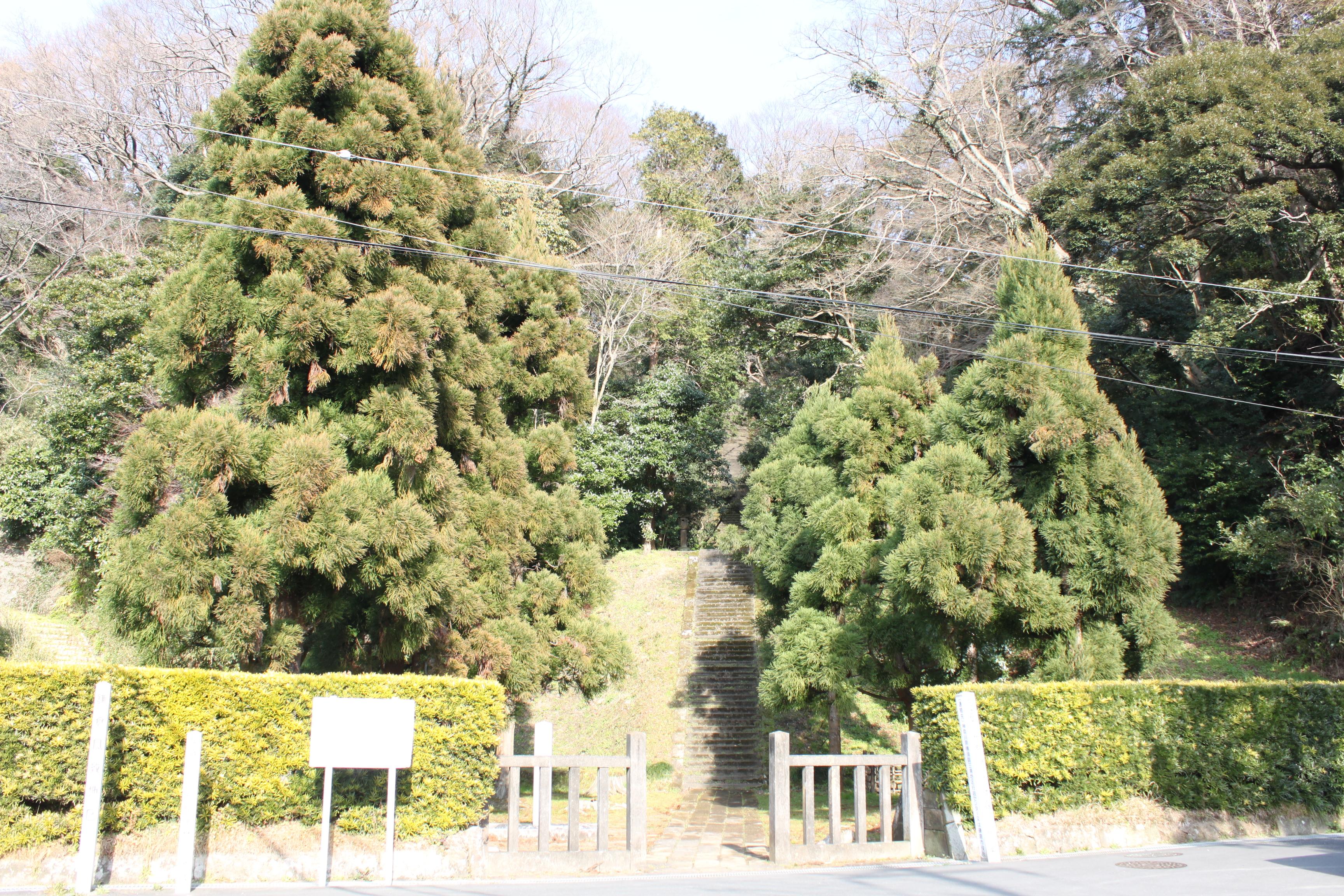 太平記ゆかりの鎌倉の名所を歩く その2