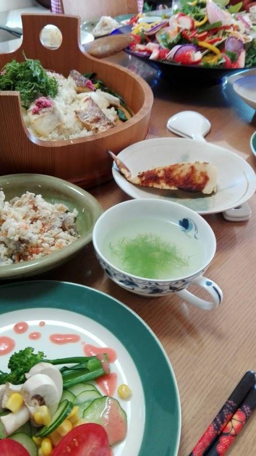 素敵な一軒家でお料理レッスン 鎌倉山茶房