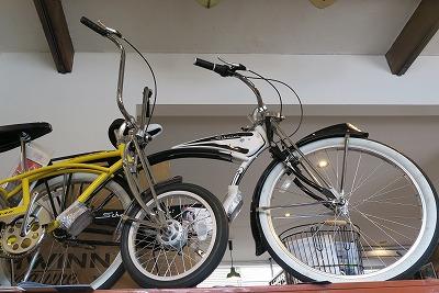 海風の中に自転車屋さんを見つけた!「ボインゴ・サイクル」