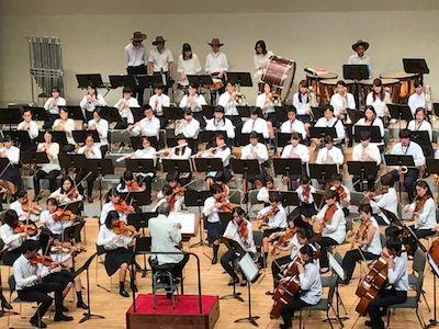 音楽好きなら誰でも参加できる!鎌倉ジュニアオーケストラ