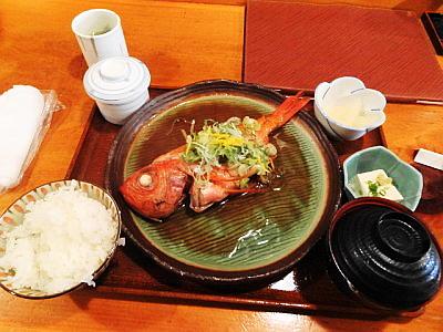 煮魚 + 定食セット