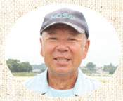 JA湘南・普通作集団栽培組織協議会会長、市川さん
