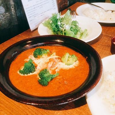 大磯 CHAIRO curryで休日のんびりランチ