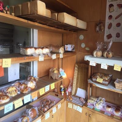 出会えて幸せ!藤沢、地元の小さなパン屋さん。