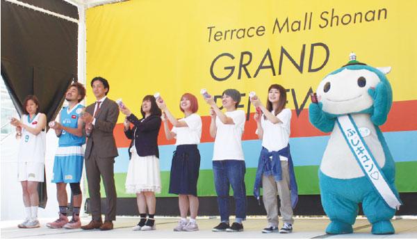 「テラスモール湘南」が開業以来初の大規模リニューアルを実施