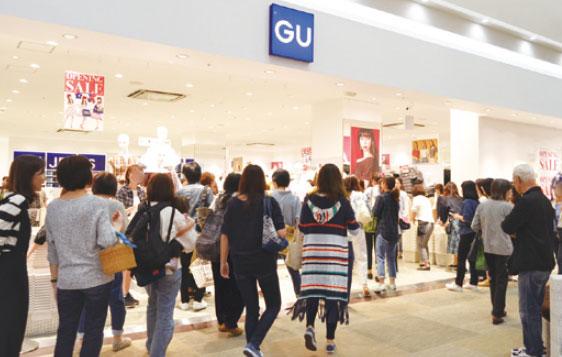 4月26日に湘南モールフィルが新店舗を加えてリニューアル