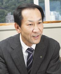 兵庫県教育委員会事務局高校教育課長 竹内弘明さん