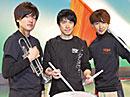 【GO!GO!エンタメ】「ブラスト!」石川直さん、和田拓也さん、米所裕夢さん