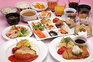 自然食ビュッフェレストラン ベイス 生駒店
