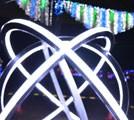 【楽しむ】12/25日(火)まで「日野の冬フェスタ2012」手作りイルミネーション開催中 今年は豊田駅北口でも点灯☆