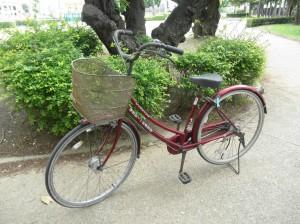 こちらの自転車は千葉工業大学 ...