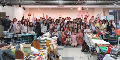 第2回 くにたちハッピーマーケット2013 新緑市 開催!