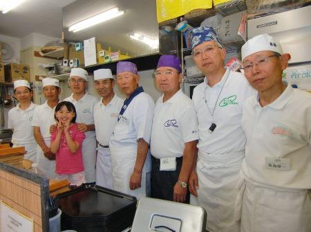 さいたま新都心で月一度開店!幻の蕎麦店「日曜庵」