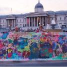 言葉を越えて~子供たちとアーティストのコラボ~絵画展・流山で