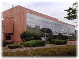 野田市文化会館、外観