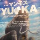 3万9000年前の少女に会いに!世界初公開『マンモスYUKA』