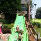 自然&泥まみれ!『境冒険遊び場公園プレーパーク(ののプレ)』