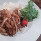 ハモニカ横町ミタカhymで満腹ランチ、650円也!