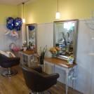 オープンしたばかりのかわいい美容室「Salon de Jolie」