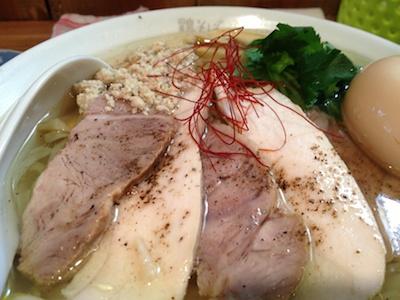 鶏そばムタヒロ2号店