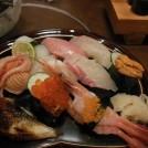 お誕生日はお寿司で決まり! 冨久寿司