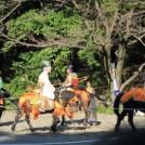 町田時代祭り2013で流鏑馬を見てきました