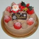 ケーキ天国の小さなケーキ屋さん 「N berry(エヌベリー)」2度目のクリスマス