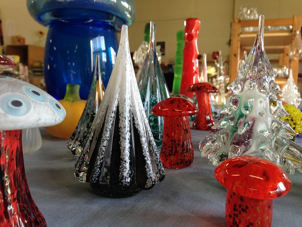 芸術の秋だから・・・Glass Art
