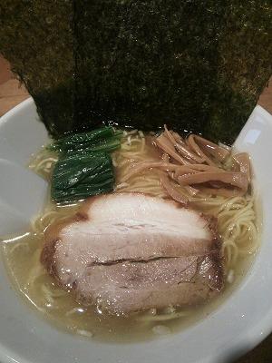 新京成線企画に後押しされて気になるラーメン食べて来ました