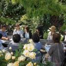 レストラン栗の里 山際本店のローズガーデンが 「全国花のまちづくりコンクール」優秀賞を受賞!