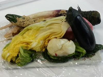 天神さんのすぐ近く、旬の野菜の無添加手造り漬物が手軽に買える穴場!