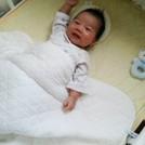 赤ちゃんが布団を跳ね除けてしまわないためのひと工夫