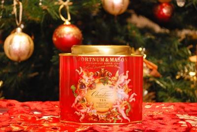 F&M ChristmasTea