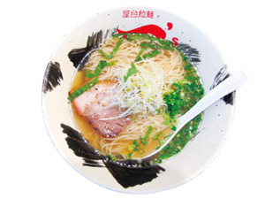 屋台拉麺 一's 稲毛本店