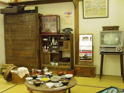 西田小学校 展示室