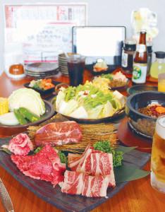 ◆船橋・習志野グルメ 今月の3店~焼肉食べ放題 すてきや~◆