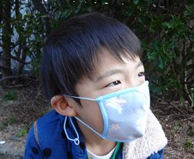 花粉・黄砂対策。どうせならオシャレに気持ち良く