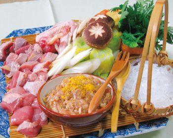 【OOEDO LIVING】熟成キジを味わいつくす鍋