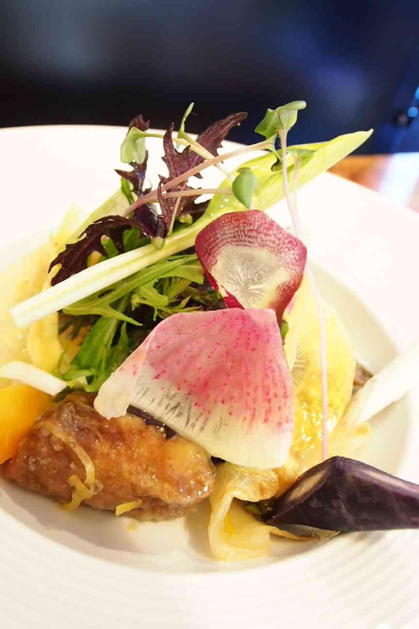 口コミで大人気!ランチは予約殺到のフランス料理。「Brasserie komorebi」