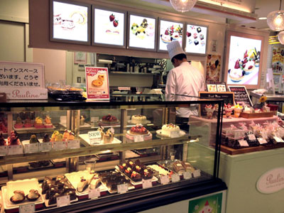 ベルギー発!日本初上陸のスイーツカフェ。バレンタインの準備はココで♪♪