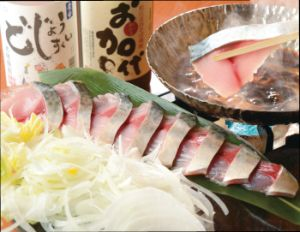 【OOEDO LIVING】新鮮な生サバのしゃぶしゃぶ