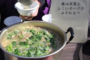 勝山水菜hhh