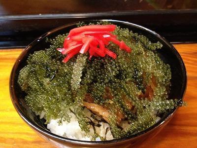 JR大正駅高架下で出会う、沖縄料理の美味しいお店「いちゃりば」
