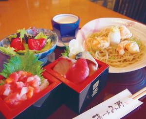 ◆千葉グルメ 今月の3店~そば酒膳 穂高 あづみ野~◆