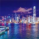 香港の夜景を新スポットで