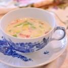 アボカドとトマトの豆乳スープ 【時短朝食レシピ】