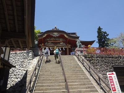 武蔵御嶽神社&御岳山