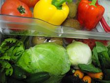 野菜保存のコツ