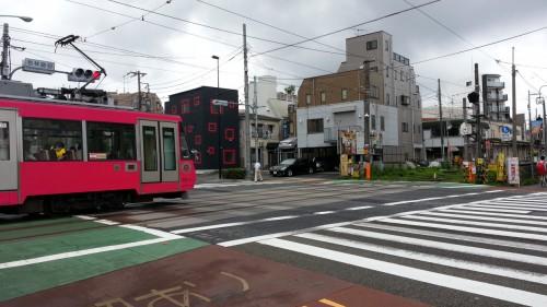 おシゴト前の寄り道。世田谷線 三軒茶屋から→若林界隈へ!